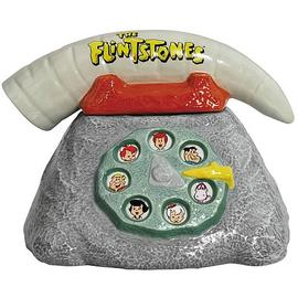 The Flintstones (TV) - Telephone Cookie Jar