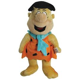 The Flintstones (TV) - The 12-Inch Talking Pullstring Fred Plush