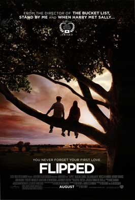 Flipped - DS 1 Sheet Movie Poster - Style A