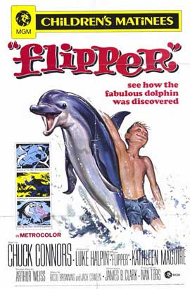 Flipper - 11 x 17 Movie Poster - Style A
