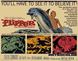 Flipper - 11 x 14 Movie Poster - Style I