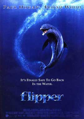 Flipper - 11 x 17 Movie Poster - Spanish Style A