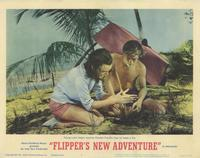 Flipper's New Adventure - 11 x 14 Movie Poster - Style D