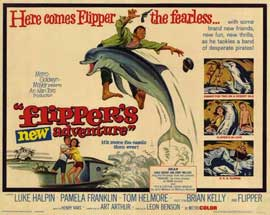 Flipper's New Adventure - 11 x 14 Movie Poster - Style A