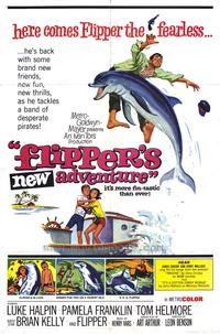 Flipper's New Adventure - 27 x 40 Movie Poster - Style A