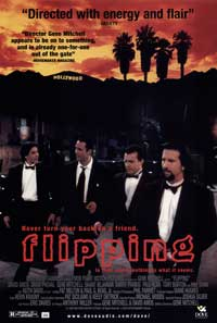Flipping - 43 x 62 Movie Poster - Bus Shelter Style A