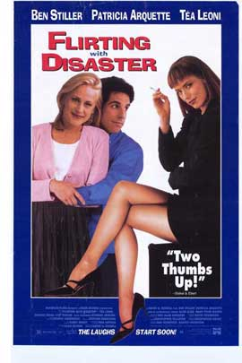 Flirting with Disaster - 11 x 17 Movie Poster - Style B