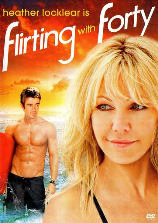 flirting with forty movie dvd review youtube video
