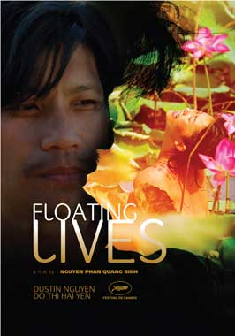 Floating Lives - 11 x 17 Movie Poster - Style A