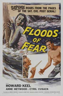 Floods of Fear - 11 x 17 Movie Poster - Style A