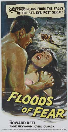 Floods of Fear - 14 x 36 Movie Poster - Insert Style A