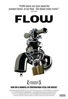 Flow: For Love of Water - 11 x 17 Movie Poster - Style A