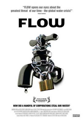 Flow: For Love of Water - 27 x 40 Movie Poster - Style A