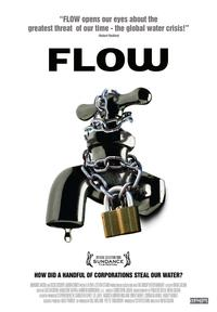 Flow: For Love of Water - 43 x 62 Movie Poster - Bus Shelter Style A
