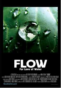 Flow: For Love of Water - 43 x 62 Movie Poster - Bus Shelter Style B