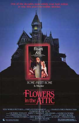 Flowers in the Attic - 11 x 17 Movie Poster - Style A