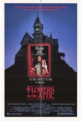 Flowers in the Attic - 27 x 40 Movie Poster - Style A
