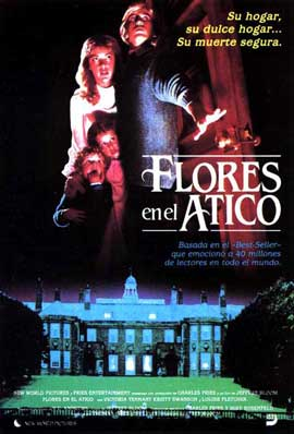 Flowers in the Attic - 11 x 17 Movie Poster - Spanish Style A