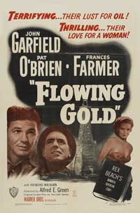 Flowing Gold - 27 x 40 Movie Poster - Style A