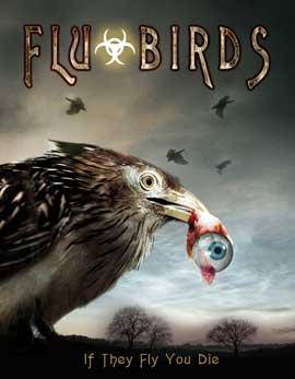 Flu Bird Horror (TV) - 43 x 62 TV Poster - Style A