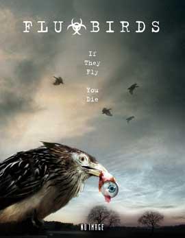 Flu Bird Horror (TV) - 11 x 17 TV Poster - Style B
