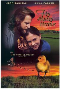 Fly Away Home - 43 x 62 Movie Poster - Bus Shelter Style A