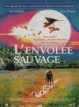 Fly Away Home - 11 x 17 Movie Poster - French Style A