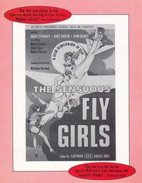 Fly Girls - 11 x 17 Movie Poster - Style A