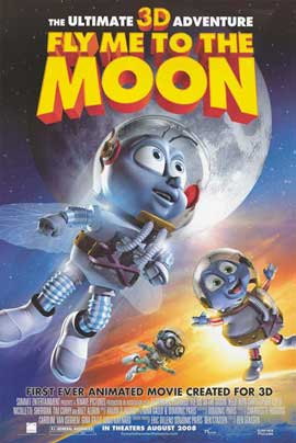 Fly Me To The Moon - 11 x 17 Movie Poster - Style A