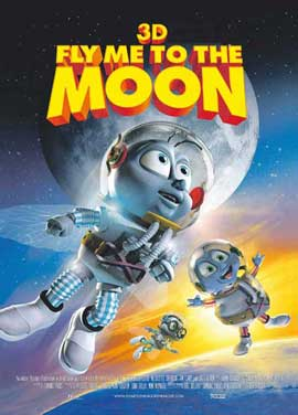 Fly Me To The Moon - 11 x 17 Movie Poster - Style B