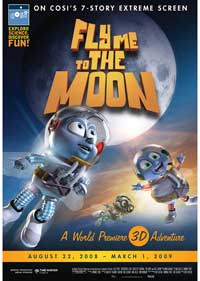 Fly Me To The Moon - 11 x 17 Movie Poster - Style C