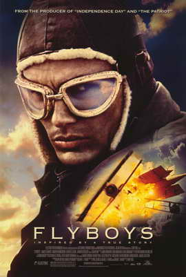Flyboys - 11 x 17 Movie Poster - Style A