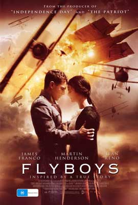 Flyboys - 11 x 17 Movie Poster - Style B