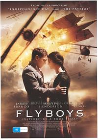 Flyboys - 43 x 62 Movie Poster - Bus Shelter Style B