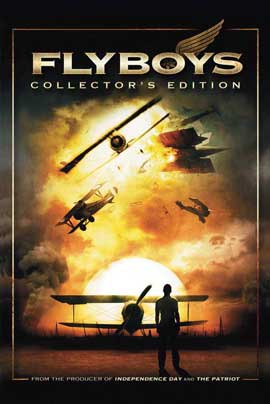 Flyboys - 11 x 17 Movie Poster - Style D