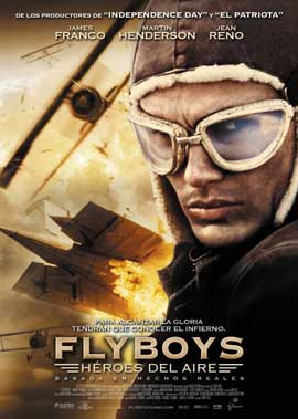 Flyboys - 27 x 40 Movie Poster - Spanish Style A