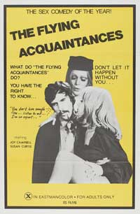 Flying Acquaintances - 27 x 40 Movie Poster - Style A