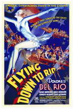 Flying Down to Rio - 27 x 40 Movie Poster - Style A