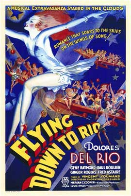 Flying Down to Rio - 11 x 17 Movie Poster - Style A