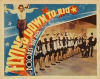 Flying Down to Rio - 22 x 28 Movie Poster - Half Sheet Style B
