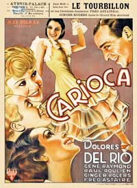 Flying Down to Rio - 11 x 17 Movie Poster - French Style A