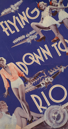 Flying Down to Rio - 20 x 40 Movie Poster - Style A