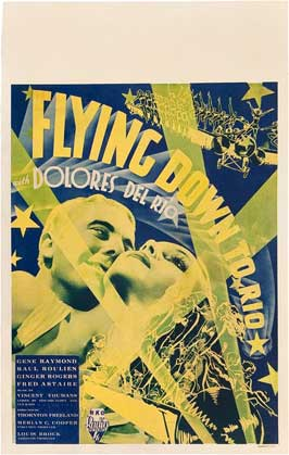 Flying Down to Rio - 11 x 17 Movie Poster - Style E