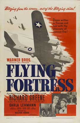Flying Fortress - 11 x 17 Movie Poster - Style A