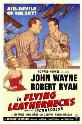 Flying Leathernecks - 11 x 17 Movie Poster - Style A