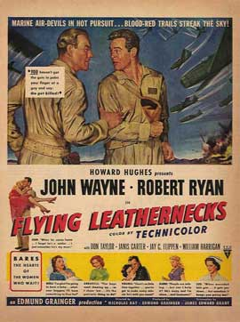 Flying Leathernecks - 11 x 14 Movie Poster - Style A