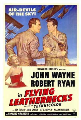 Flying Leathernecks - 27 x 40 Movie Poster - Style A