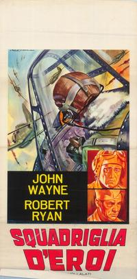 Flying Leathernecks - 39 x 55 Movie Poster - Italian Style A