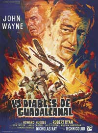 Flying Leathernecks - 27 x 40 Movie Poster - French Style A