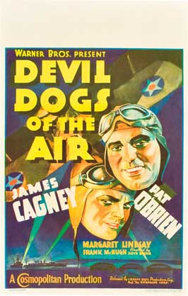 Flying Leathernecks - 11 x 17 Movie Poster - Style D